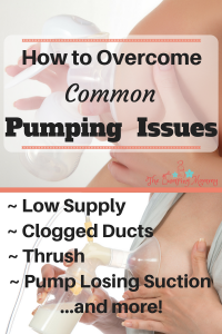 pumping-issues