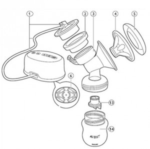 Avent Pump Parts Accessories The Pumping Mommy