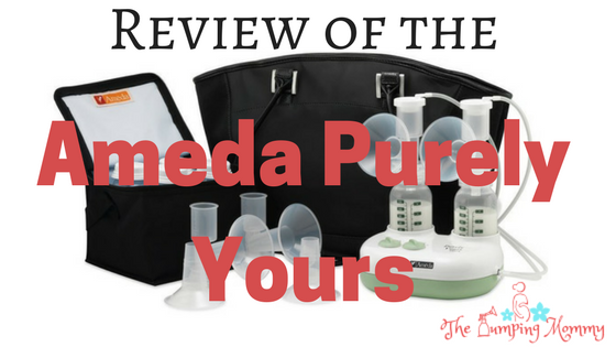 Ameda Purely Yours Ultra Reviews The Pumping Mommy