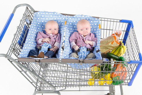 Infant Car Seat Shopping Cart