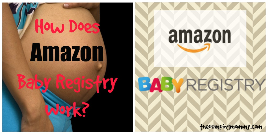 Amazon.com Baby Shower Registry – How Does Amazon Baby ...