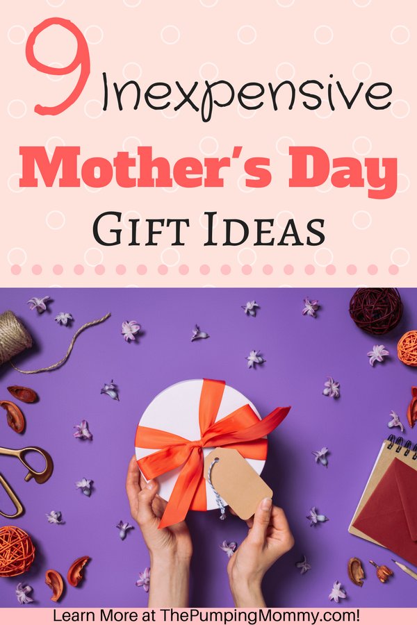 inexpensive mothers day gift ideas