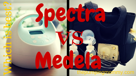 Spectra Vs Medela Pump How Do They Stack Up The Pumping Mommy