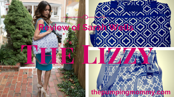Sarah Wells Bags Why The Lizzy Is An Awesome Pump Bag The