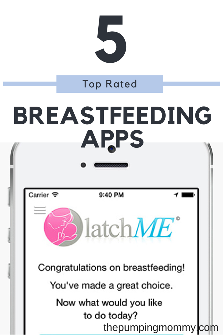 Top-Rated-Breastfeeding-App