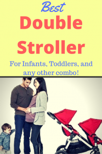 Best-Double-Stroller-Infant-Toddler