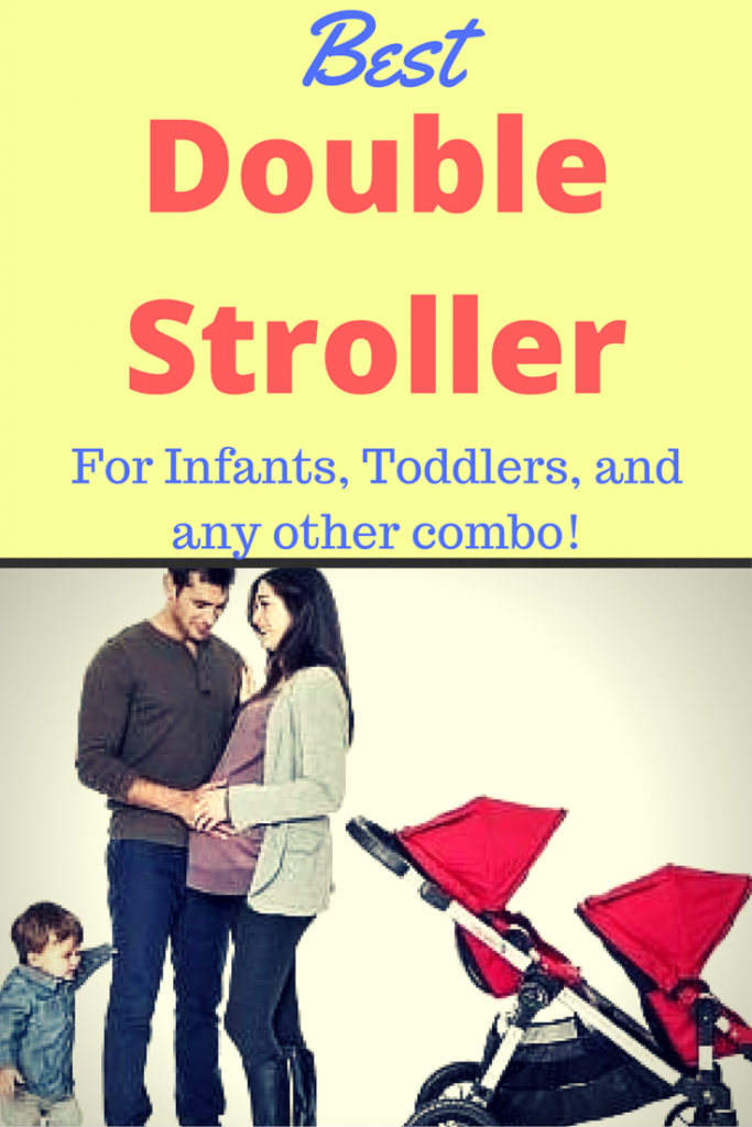 Best-Double-Stroller-Infant-Toddler