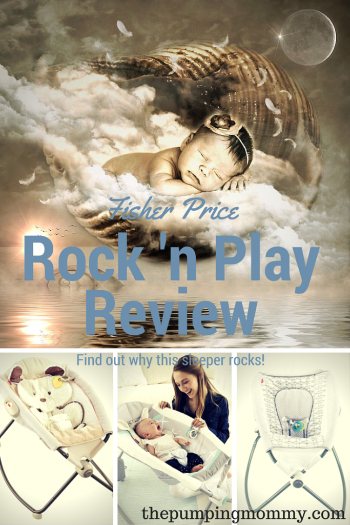 Fisher Price Rock N Play Sleeper Reviews The Pumping Mommy