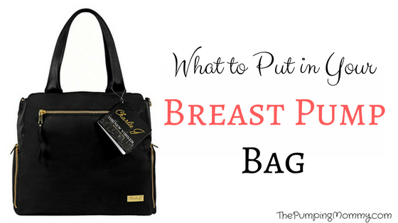 what-to-put-in-pump-bag