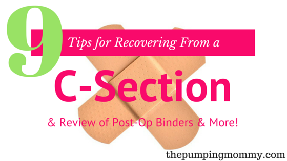 2ec6eb385 Tips For Recovering From a C-Section – Review of Post-Op Abdominal ...