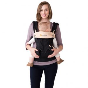 Ergo 360 Baby Carrier Review The Pumping Mommy