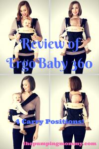 ergo-360-baby-carrier-review