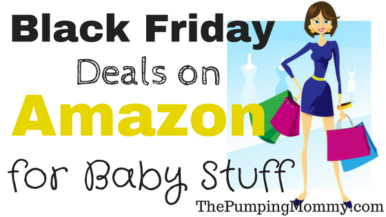 Black Friday Deals on Amazon for Baby Stuff
