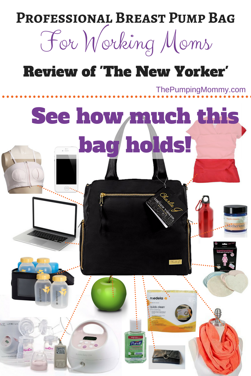 Professional-Breast-Pump-Bag-for-Working-Moms-Review-of-Charlie-G-Bags-The-New-Yorker