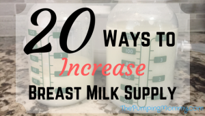 20-Ways-to-Increase-Breast-Milk-Supply