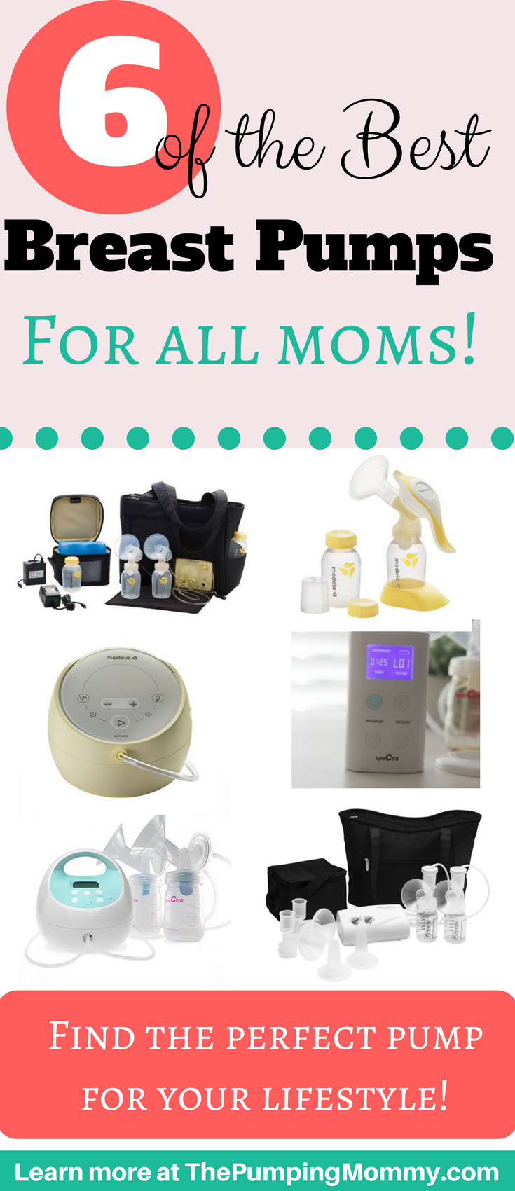 Best Breast Pump Review Of 6 Different Pumps For All Moms The