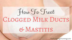 clogged milk duct mastitis