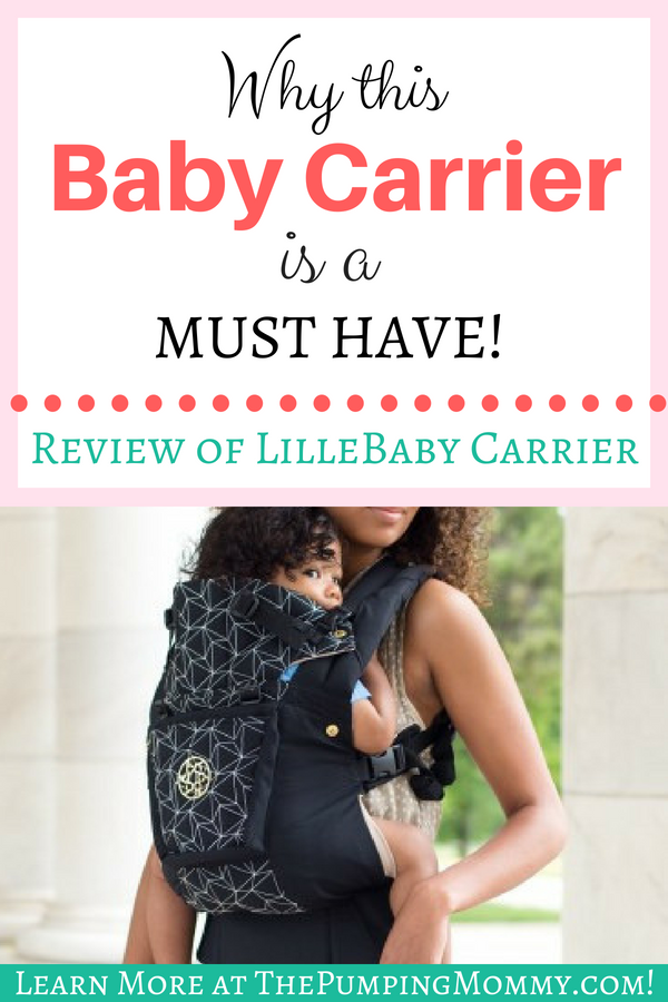 LilleBaby Carrier Review Find out why the LilleBaby Carrier is one of the best baby carriers on the market! With 6 different carrying positions, adjustable straps and seat for max comfort and fit, and major back support, the LilleBaby is a must have for moms! #BestBabyCarrier #LilleBabyCarrierReview #LilleBaby #MostComfortableBabyCarrier