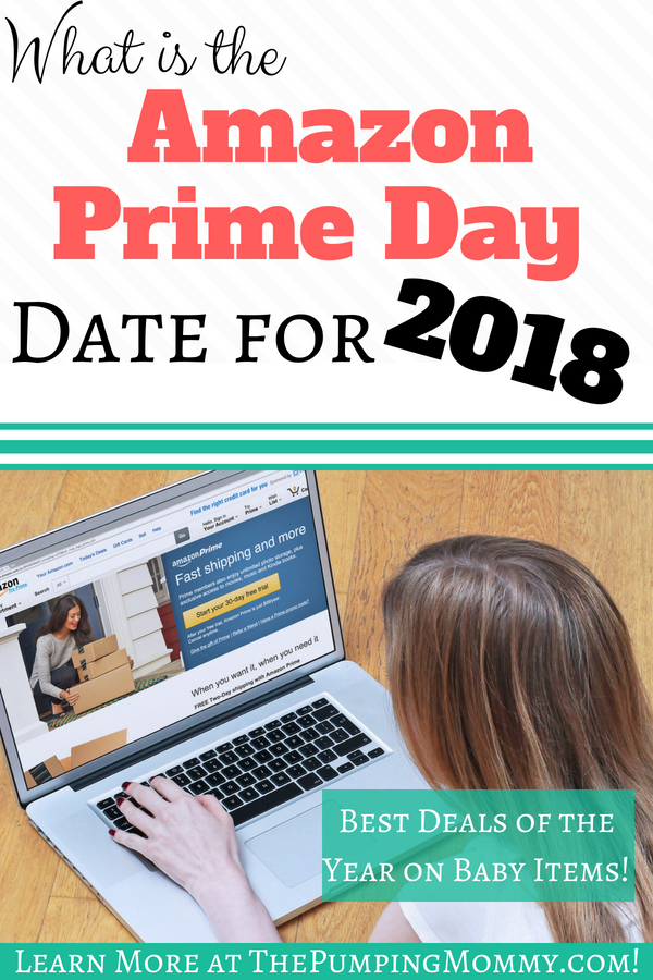Amazon Prime Day Date - What is the Amazon Prime Day Date for 2018? Find out when the biggest sale of the year is happening and how you can save BIG! We have everything Amazon Prime Day!