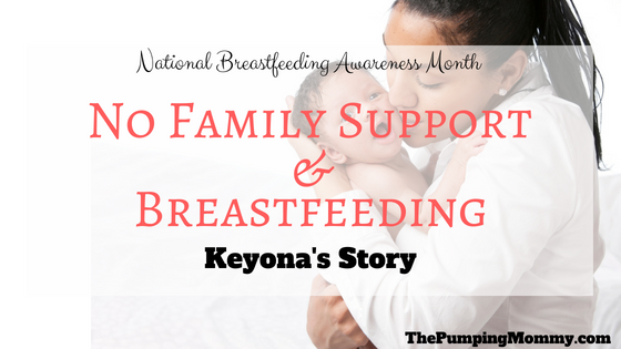 No Family Support and Breastfeeding