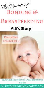 Power of Bonding and Breastfeeding