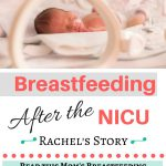 breastfeeding after nicu stay