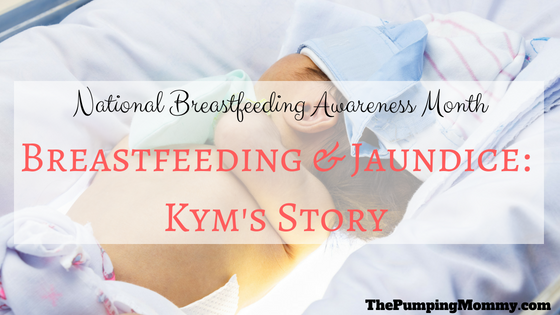 Breastfeeding and Jaundice – Kym's Story