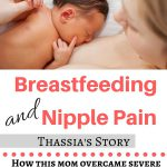 breastfeeding and nipple pain