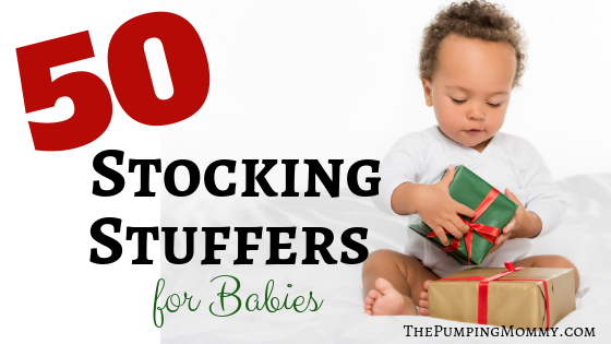 50 stocking stuffers for babies