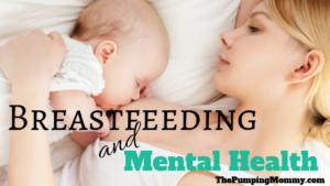 breastfeeding and mental health
