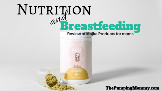 Nutrition and Breastfeeding: Review of Majka Products for Moms