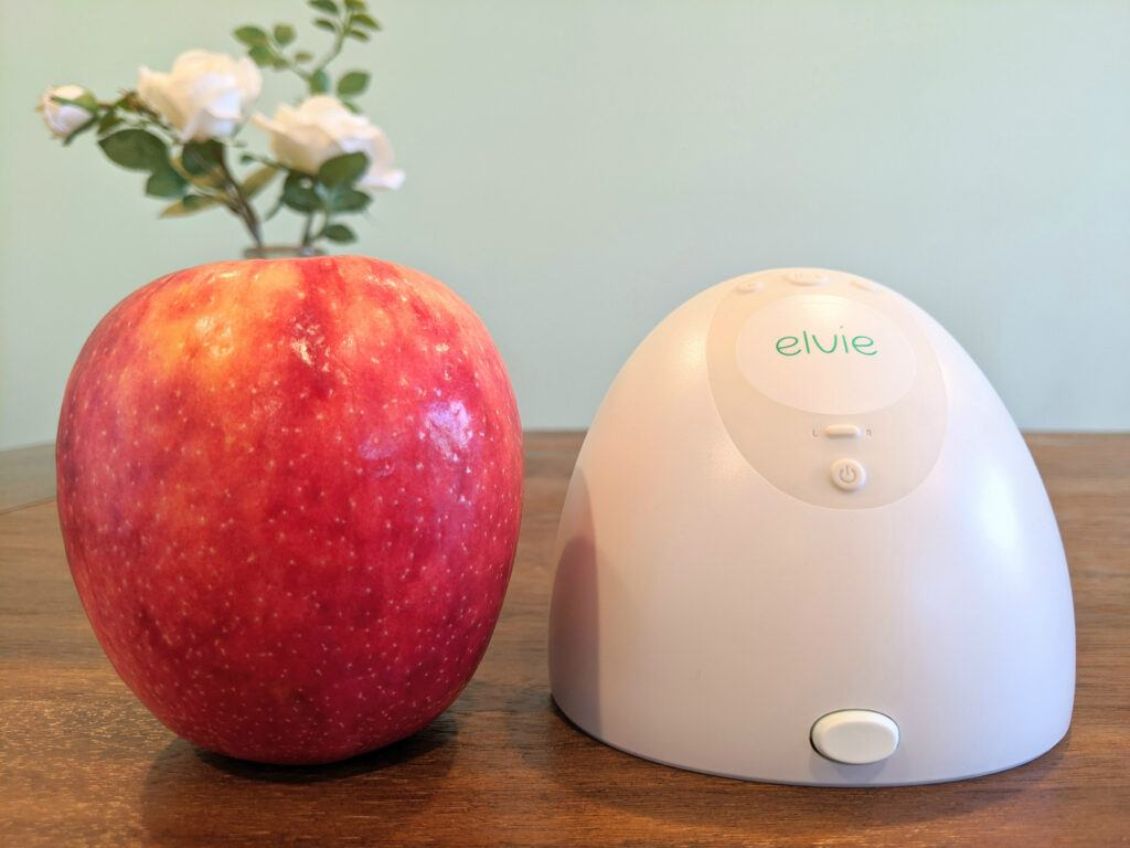 elvie-breast-pump-review